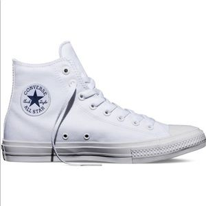 Converse Monochrome High Tops II